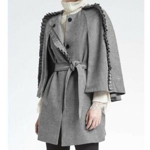 Olivia Palermo Cape by Banana Republic